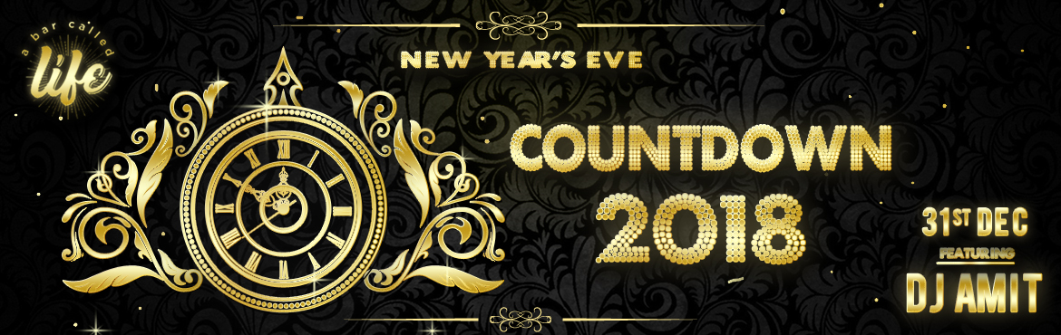 Book Online Tickets for Countdown 2018 , Mumbai. Hello People! Gear up for a Classic New Year Celebration!!!   Tick tock goes the clock, where will you be when the beat drops?   Ring in the New Year with true Insomniac style at a celebration like no other-Countdown 2018 at A Bar Called Li