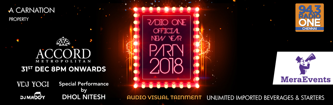 The Radio one new year party is just the right fit for the ones who believe in a phenomenon. Stunning Audio-visual entertainment, Massive Setup, smoki