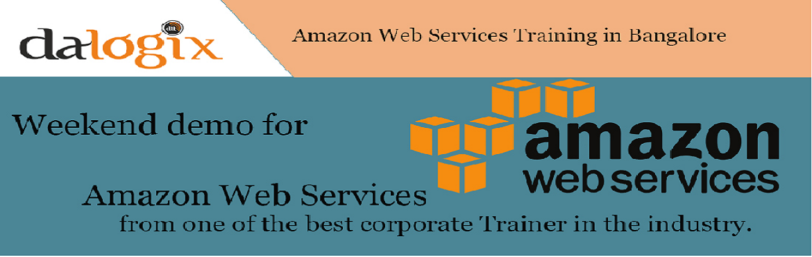 Book Online Tickets for AWS demo class, Bengaluru.