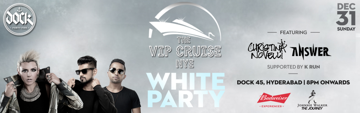 The VIP Cruise NYE White Edition
