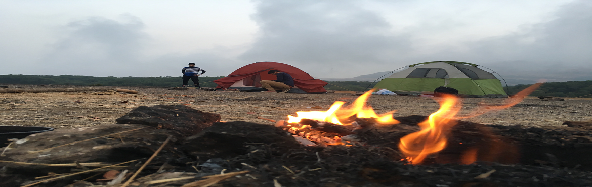 Overnight Camping at Bhandardara on 31st 1st January 2018