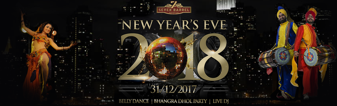 New Years Eve Party BELLY DANCE  BHANGRA DHOL PARTY LIVE DJ