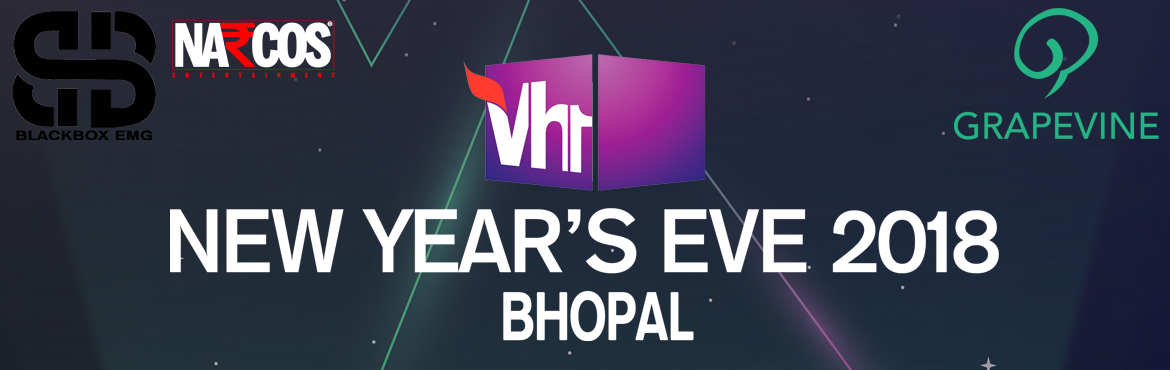 Book Online Tickets for VH1 New Years Eve 2018  Bhopal, Bhopal. Bhopal\'s first ever Open New Year\'s Eve Celebration in the lap of mother nature. Dropping the best of the mix bag beats by some jaw dropping artists. Dance, Booze, Fun all at \