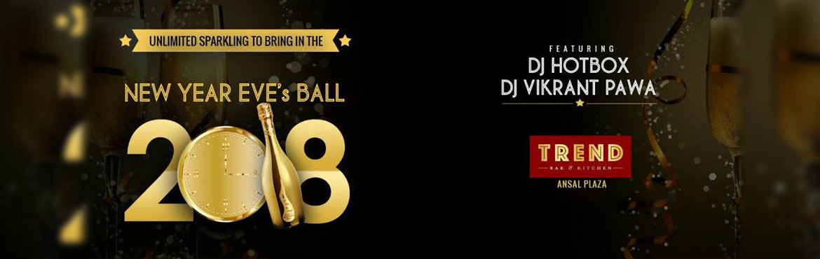 Book Online Tickets for New Year Eves Ball, New Delhi. Pop the cork and ring in the new year with us, in style as we're hoping that you're willing to be our guest at the New Year's Eve and party with us till late.Gear up for the GRANDEST BALL OF THE YEAR on the31st of December&nbs