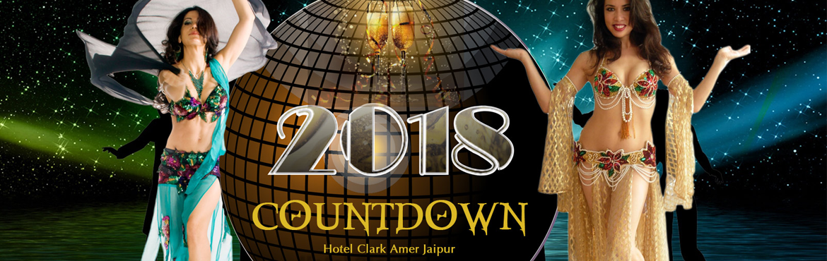 Book Online Tickets for Countdown 2018, Jaipur. On Behalf of Countdown 2018 thank you for taking the time and planning to join our party... The Party will be hosted in \