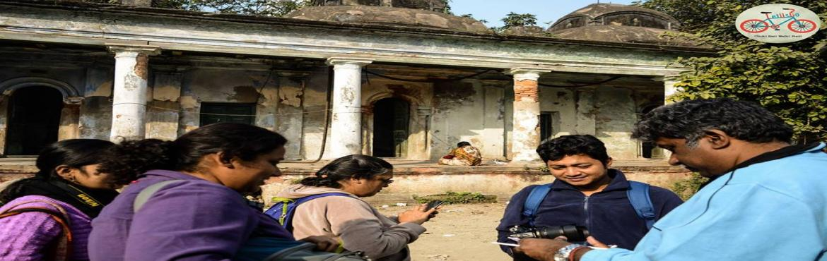 Book Online Tickets for Tollygunge Heritage Walk, Kolkata.   The walking tour is centered along both the banks of Adi Ganga and covers several temple complexes with rich history and unique architecture.  Enjoy this experience while you cover places like:   Boro Rasbar Choto Rasbari M