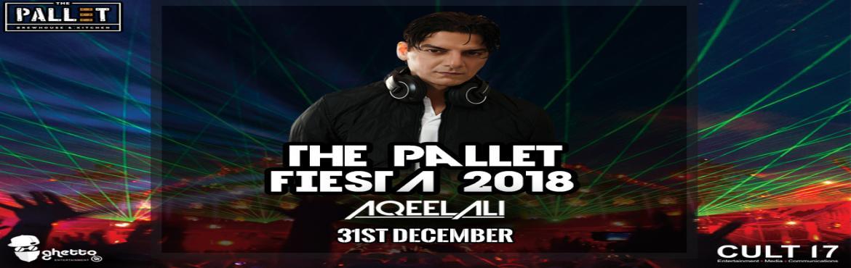 New Year Eve with India No1 celebrity Dj Aqeel Ali