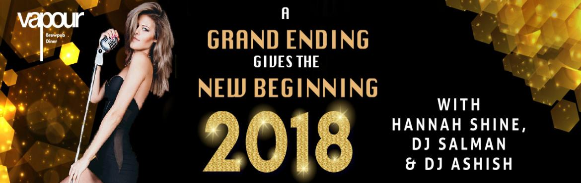 Book Online Tickets for NYE Celebrations at Vapour Hyderabad, Hyderabad. Gather your friends and family, and experience the year-end euphoria like no other. #Dance and #Party to top hits and pamper yourself with a glorious feast as you #countdown to the last few moments of 2017. Come join us. Inclusions:All packages inclu