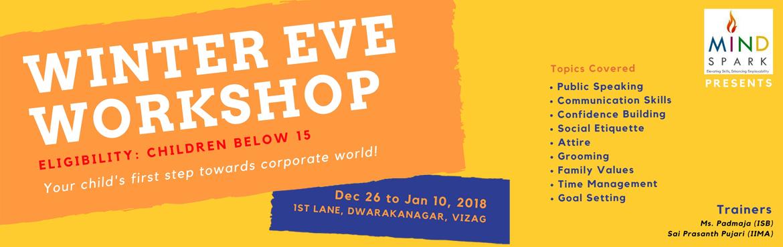 Winter Eve Workshop for Children