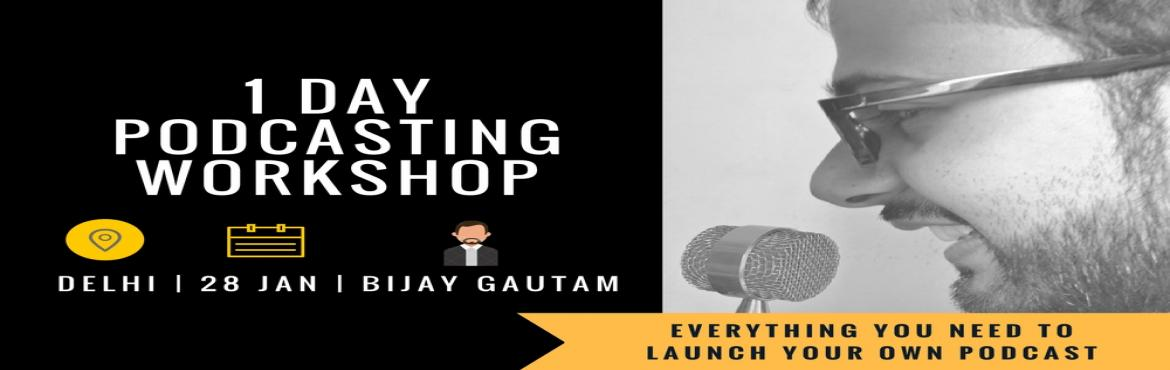 Start Your Own Podcast from Scratch - With Bijay Gautam