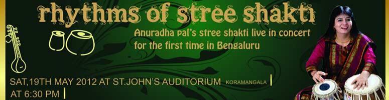 Rhythms Of Stree Shakti - Bangalore