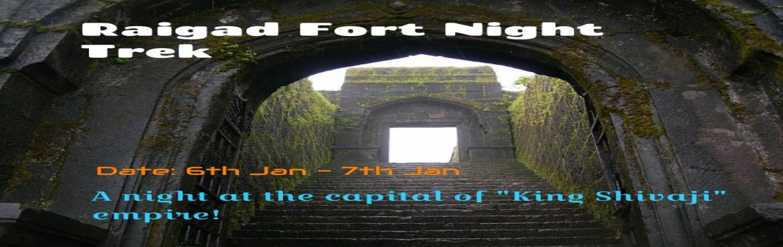 Raigad Night Trek with Devkund Waterfall Ex-Kalyan