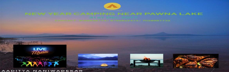 New Year Celebration Camping @Pawana Lake