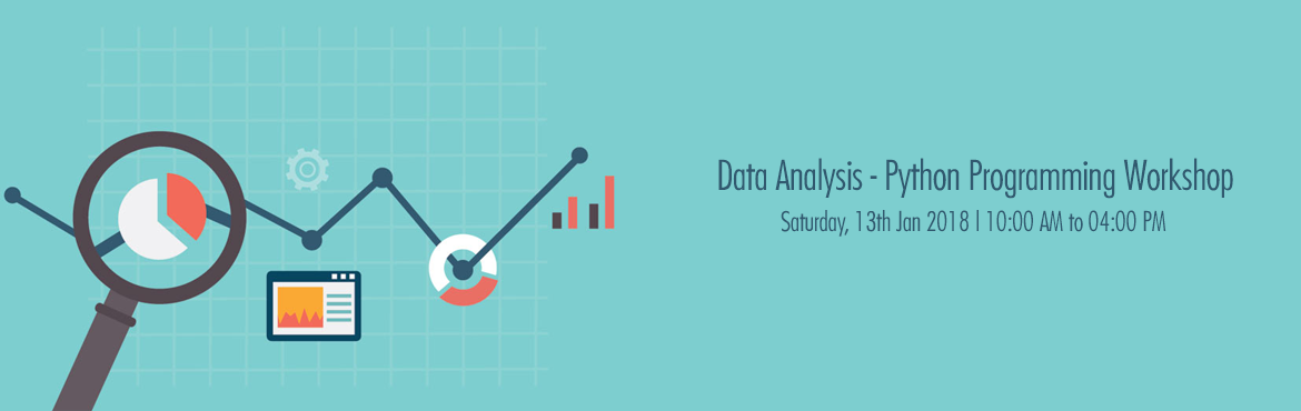 Data Analysis - Python Programming Workshop