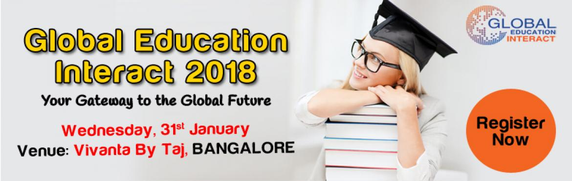 Global Education Fair 2018 in Bangalore - Entry Free