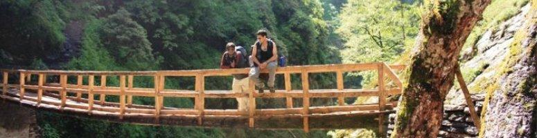 Trek to Sunderdhunga Valley