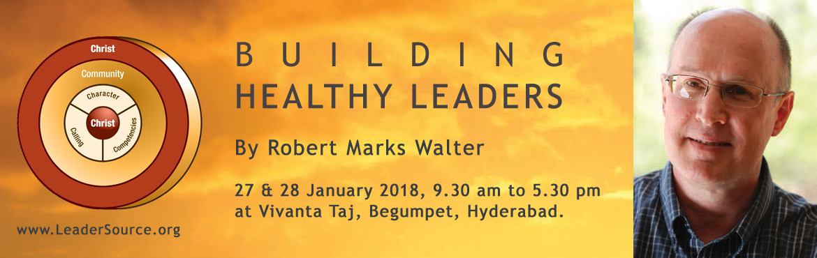 Book Online Tickets for Building Healthy Leaders, Hyderabad. LeaderSource invites you to a 2-day seminar on the ConneXions Model of Healthy Leader Development by Malcolm Webber, Ph.D.  LeaderSource (www.LeaderSource.org) is a leader development ministry based in the USA. We equip the church around the world to