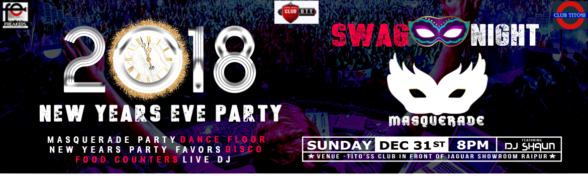 Swag Night 2018 Nye Party