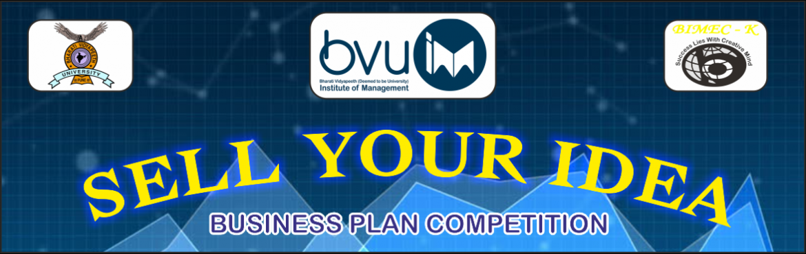 Sell your idea (Business Plan Competetion)
