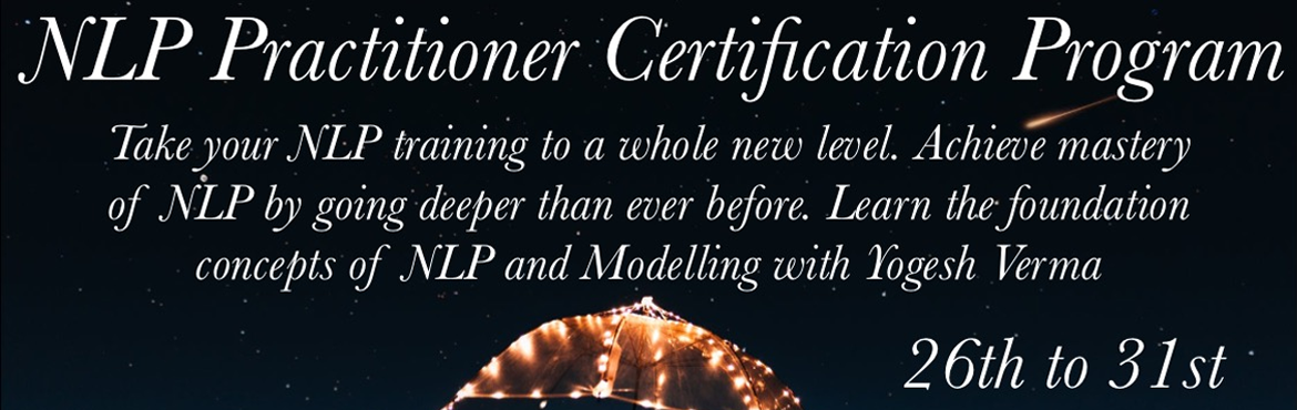 NLP CORE SKILLS PRACTITIONER CERTIFICATION