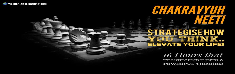 CHAKRAVYUH NEETI | Strategise How You THINK.