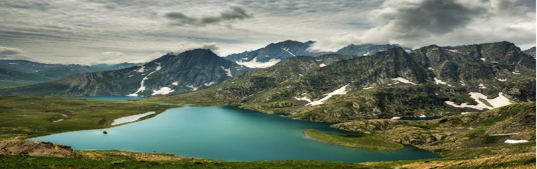 Book Online Tickets for Kashmir Great Lakes Trek, Srinagar. KASHMIR GREAT LAKES TREK Why is Kashmir Great Lakes Trek considered to be one of the most astonishing treks within the Himalayan ranges? BRIEF ITINERARY :  Day 1: Arrive at Sonamarg Day 2: Sonamarg to Nichnai via Shekdur Day 3: Nichnai to Visha