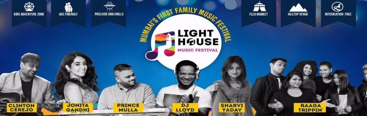 Get some new experience this new year.  Be there on 7th jan 2018 at light house music festival Dont miss out Book your tickets now Call 8767876466  Th
