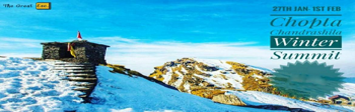 Book Online Tickets for Chopta Chandrashila Trek Uttarakhand, Chopta. 26th January marks a historic day in the Indian history because on this day the key of freedom was handed to each Indian's hand by the Constitution. For a wanderer's soul like ours, travel is instant freedom. Hence, we are commencin