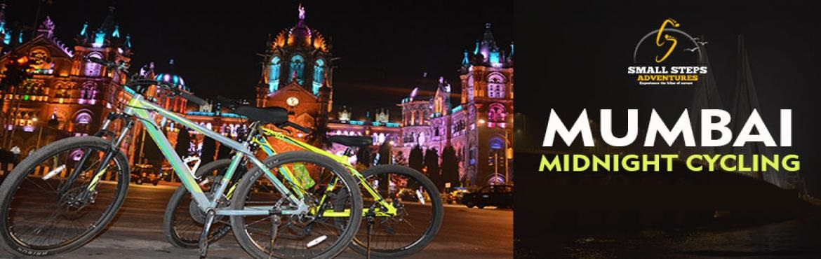Book Online Tickets for Midnight Cycling Tour Mumbai, Mumbai. Midnight Cycling Tour Mumbai Information:- Mumbai midnight Coastal cycle ride: City that never sleeps is very well known for everyone. There are many ways to explore Mumbai, one can explore city of dreams at night on pedals. Its dark at night but our