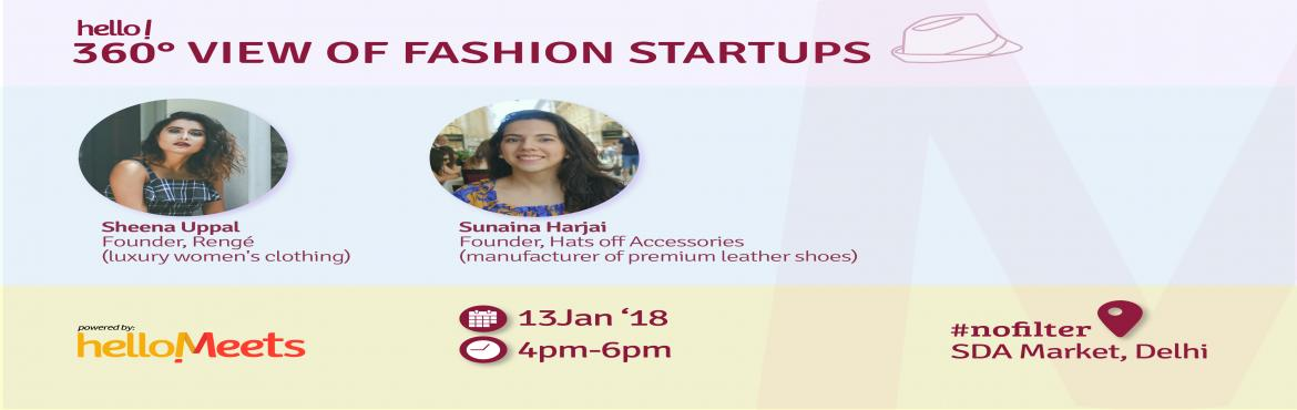 360 Degree View of Fashion Startups