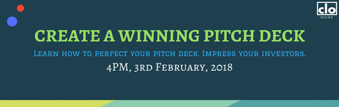 Create a Winning Pitch Deck
