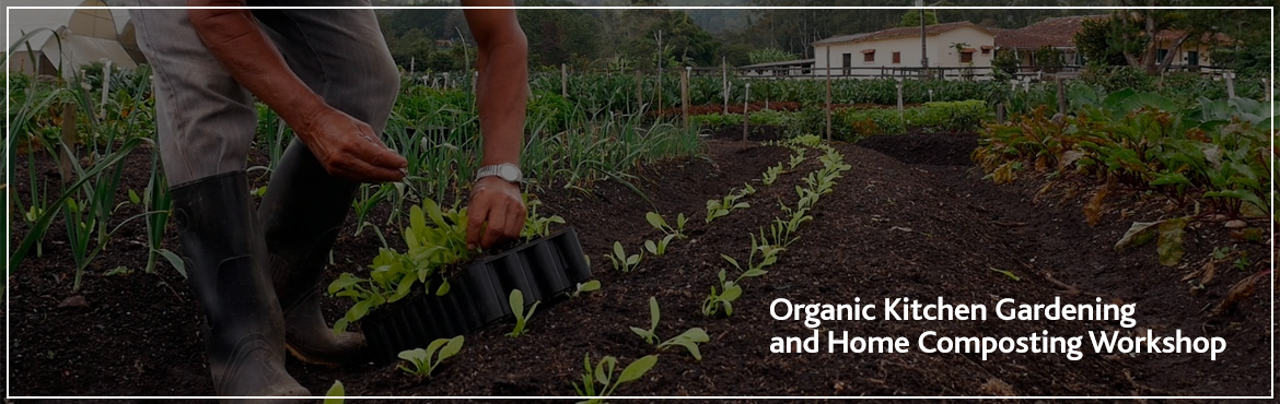Organic Kitchen Gardening and Home Composting Workshop