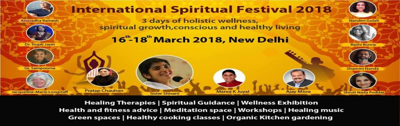 International Spiritual Festival 2018