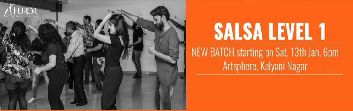 Book Online Tickets for SALSA Level 1 Trial Class _13th Jan_Kaly, Pune.   We are excited to start the year with a brand new Salsa Level 1 Batch.  Take a trial for Rs.399 this Saturday from 5:30 to 7pm. Call us at 7030891645 or write to us at punesalsa@gmail.com for any questions. This is a 2 months course designed e