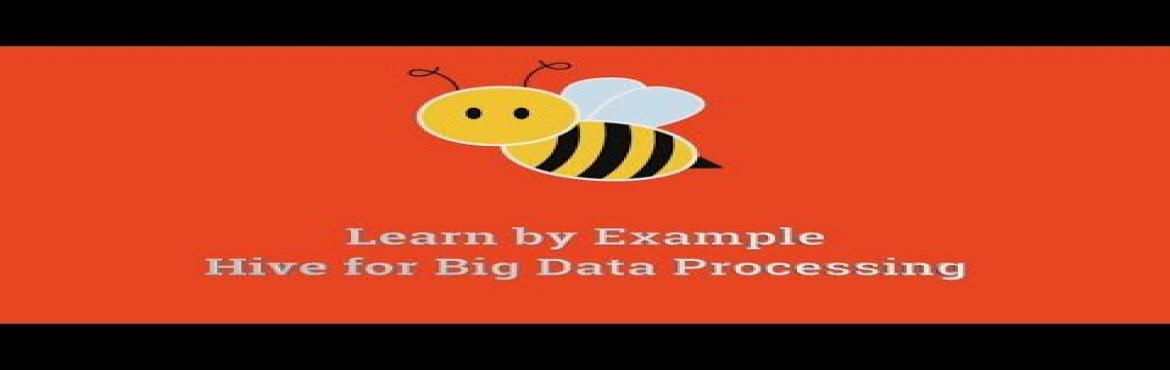 Book Online Tickets for Hive for Processing Big Data, Fremont.     DESCRIPTION  Prerequisites: Hive requires knowledge of SQL. The course includes and SQL primer at the end. Please do that first if you don\'t know SQL. You\'ll need to know Java if you want to follow the sections on custo