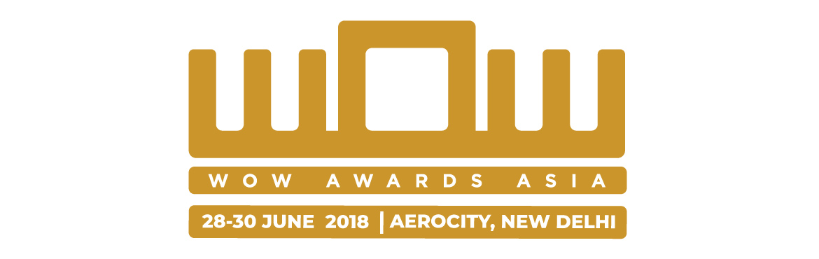 Book Online Tickets for WOW Awards And Convention Asia 2018, New Delhi. WOW Awards & Convention Asia WOW Awards and Convention Asia is the largest business and recognition platform for MICE, LIVE Marketing & Entertainment Industry! Since 2009, The WOW Awards have been the epitome of cultivating and celebrating WO