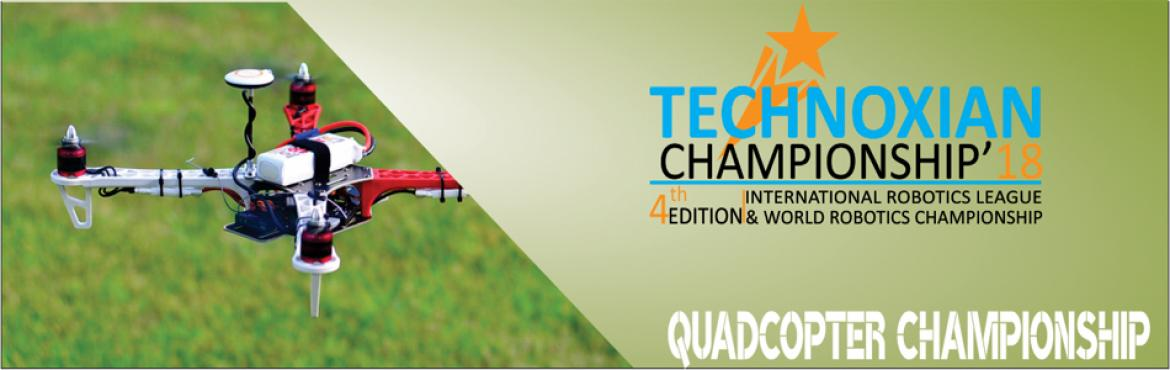 Quadcopter (WORLD ROBOTICS CHAMPIONSHIP)