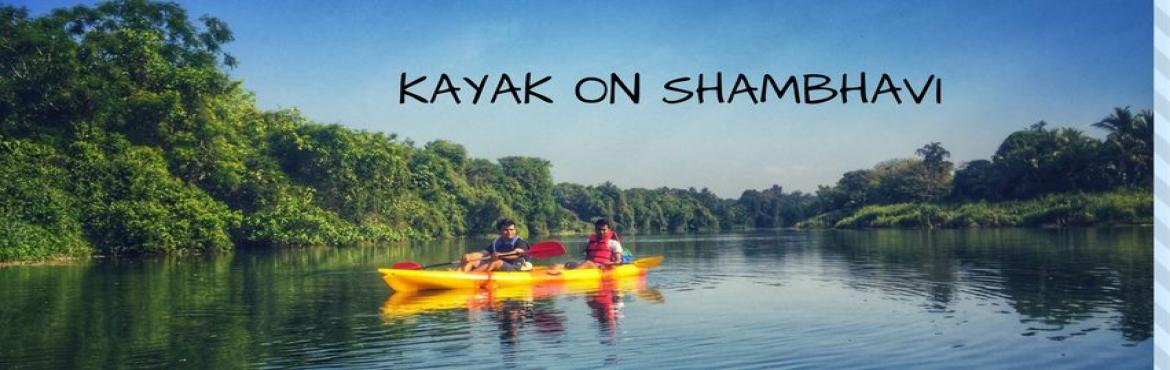 Book Online Tickets for Kayak On Shambhavi | Plan The Unplanned, Bengaluru. Plan The Unplanned presents Kayaking on Shambhavi river !!Kayaking on an Indian river is perhaps the most thrilling experience that anyone can ask for! While you must have always thought of it as an exotic water sport - we are here you to take you fo