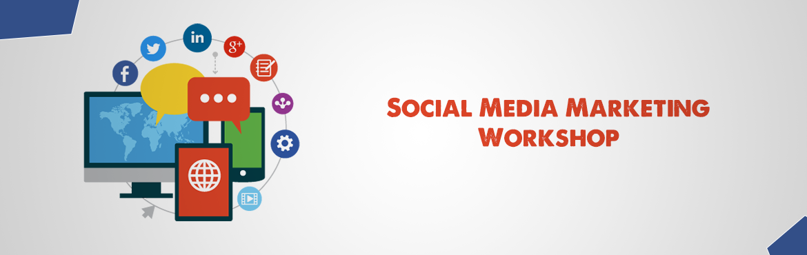 Book Online Tickets for Upcoming Social Media Marketing Workshop, Mumbai. Become a #Social Media Expert! Upcoming Social Media Marketing Workshop. Now on a Weekend. Now at Santacruz *Course Content:*  • Innovative weekly posts on various social media platforms like Facebook, Twitter,