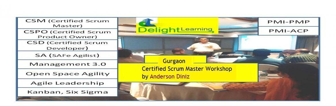 CSD-Certified Scrum Developer-Technical Track-Gurgaon 16-17-18-Mar