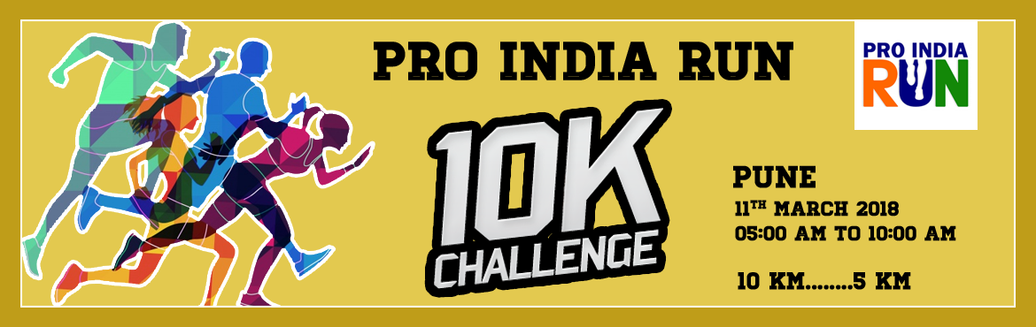 Pro India Run 10K Challenge - Pune