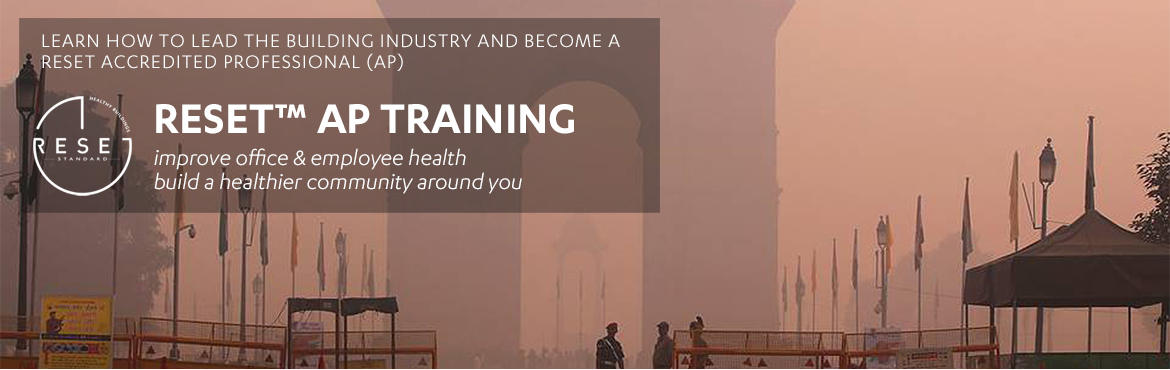 RESET Accredited Professionals (AP) Training New Delhi