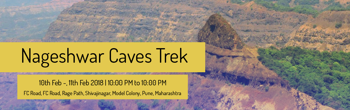 Book Online Tickets for Nageshwar Caves Trek, Pune. About : Vasota Fort is situated in a dense forest surrounded by rivers.Nageshwar caves are undeniably the best part of the fort which is must seen.This trek is considered as one of the best treks in Sahyadri.Being situated in the Koyna Wildlife Sanct