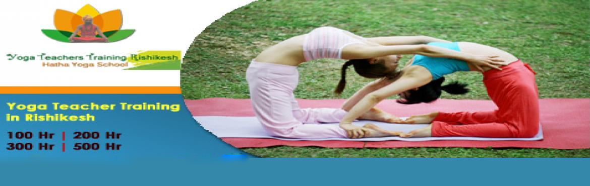 Book Online Tickets for Best Yoga Teacher Training in Rishikesh,, Rishikesh. Hatha Yoga School in Rishikesh is an affiliated yoga ashram with Association of Yoga and Meditation which offers various yoga teacher training courses like 100 hour, 200 hour, 300 hour, 500 hour yoga teacher training in Rishikesh.Yoga