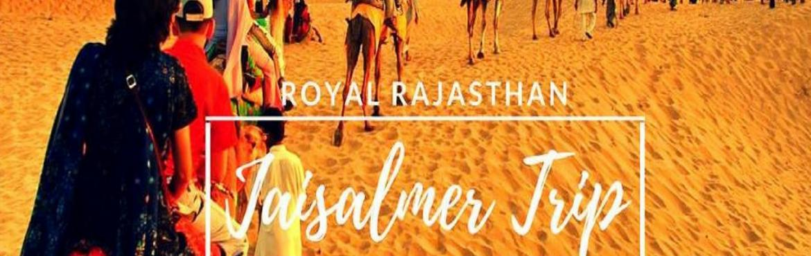 Book Online Tickets for Jaisalmer Desert Nights (25th Jan to 29t, Delhi. Explore Jaisalmer with its breathtaking sight and massive sandcastle rising from the sandy plains from a bygone era. Go on a desert safari with exotic camel rides and explore the shops swaddled in bright embroideries. Beneath the ramparts, particular