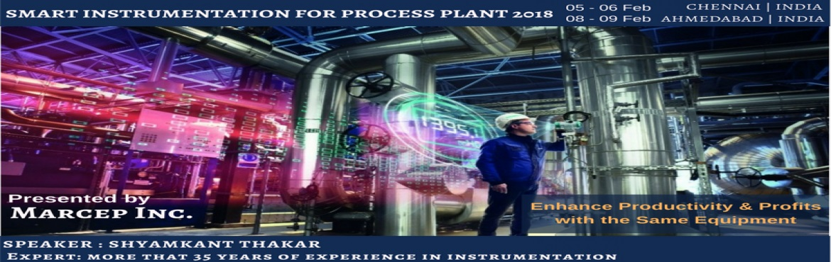 Smart Instrumentation for Process Plant