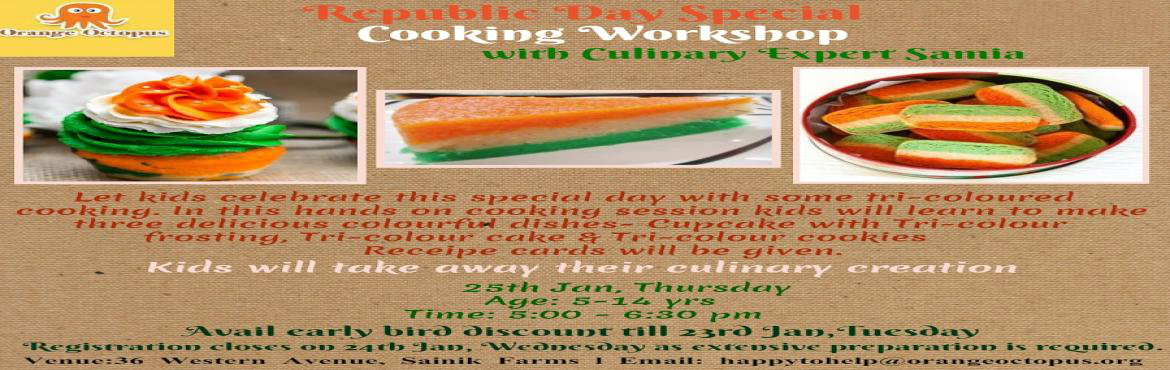 Republic Day Special Cooking Workshop