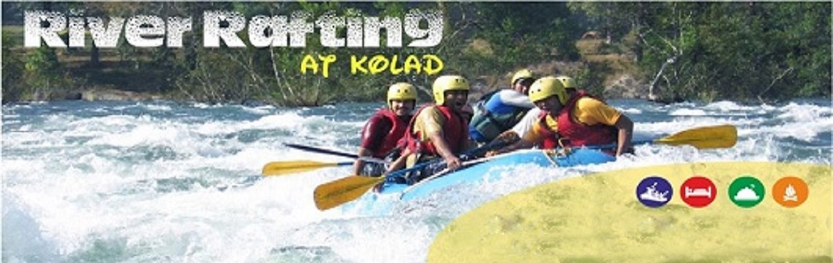 Book Online Tickets for River Rafting At Kolad Overnight, Kolad.  Small Steps Adventures River Rafting at Kolad Overnight Package: Info:Kolad is approx 95 kms from Chandni Chowk, Pune and 130Km from Mumbai. It\'s a perfect destination for adventure and outdoor activities. Our campsite provides th