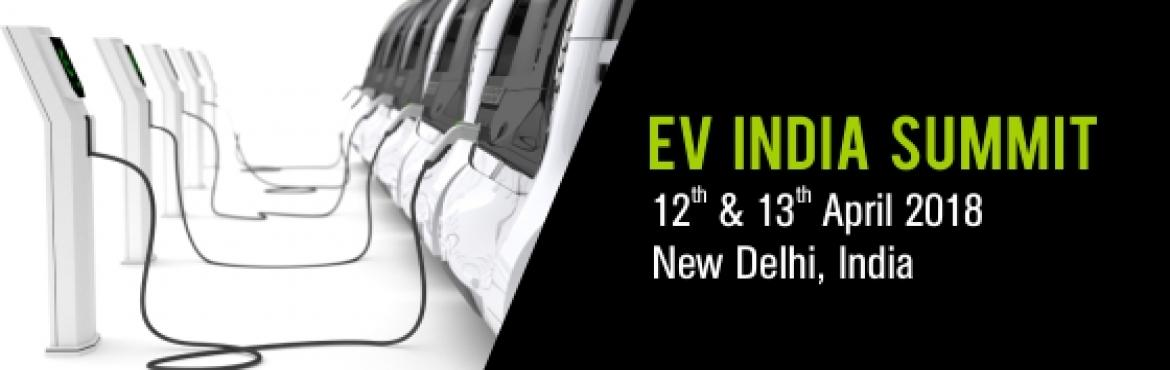 Electric Vehicle conference in 2018 - EV India Summit 2018