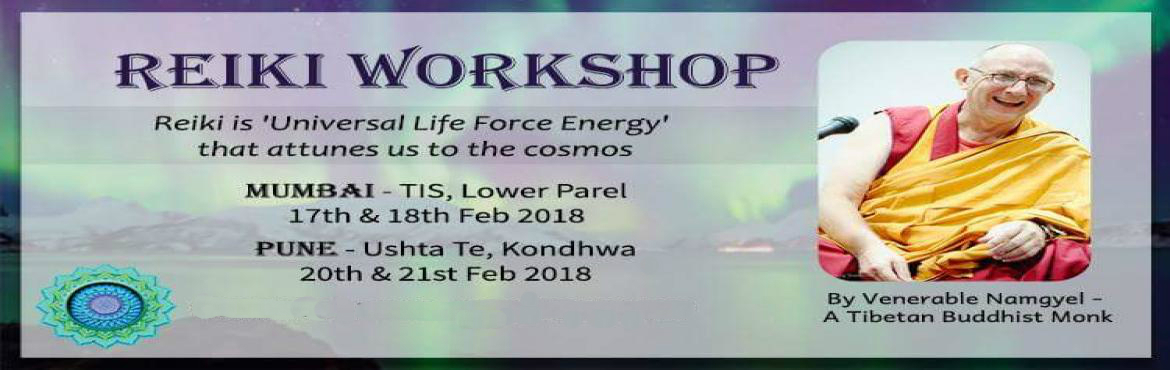 Book Online Tickets for REIKI WORKSHOP -  Mumbai, Mumbai. Reiki is universal energy that paves it way through galaxies and into our hearts.    Known as the universal love energy.    What better way to heal yourself and others through an energy that is based on love.    We all k